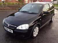 2005 Vauxhall Corsa SXi 1.2 Low Insurance Group! 1 Year MOT!
