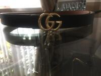 Gucci belt £20