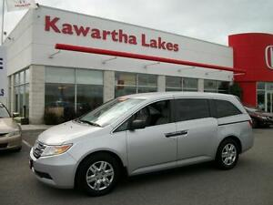 2012 Honda Odyssey LX Kawartha Lakes Peterborough Area image 1