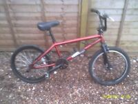 HARO SERIES TWO BMX ONE OF ,MANY QUALITY BICYCLES FOR SALE