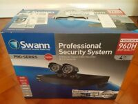 SWANN full CCTV kit