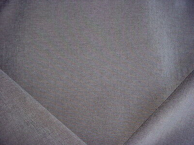 7-1/2Y KRAVET SMART 33902 STORM GREY STRIE PLAINS CHENILLE UPHOLSTERY FABRIC