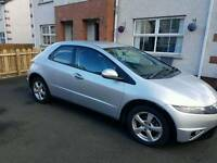 Honda civic 2007 1.4 petrol for sale