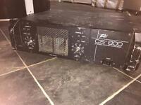 Peavey CS 800 stereo Power Amp.