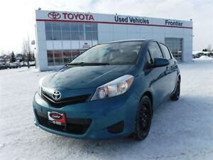 2013 Toyota Yaris LE TOYOTA CERTIFIED PRE OWNED