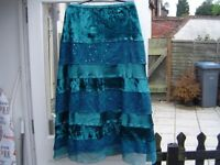Ladies size 18 long skirt