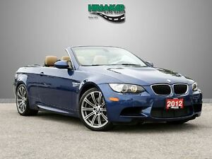 2012 BMW M3 CLEAN CARPROOF  ONE OWNER
