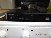 samsung dvd-hd870 dvd player in good condition