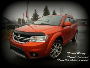 2011 Dodge Journey R/T + AWD + AUCUN ACCIDENT + LOOK + BAS KILO!