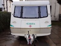 Elddis Whirlwind 300EX 1998 r with full awning