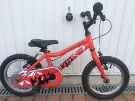 Kids Ridgeback bike MX14 £50 (red) v good condition.