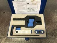 Laser timing tool kit