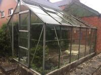 12ft by 8ft Greenhouse