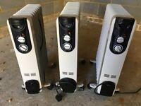 Challenge oil filled electric radiators, model CYB20-11