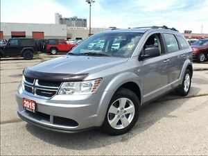 2015 Dodge Journey CVP**PUSH START**PROXIMITY ENTRY**ALLOY WHEEL