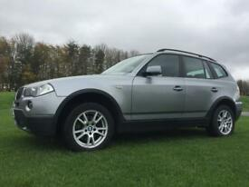 08 BMW X3 AUTO-TIP DIESEL 4x4 BMWSH*JUST SERVICED!BEST VALUE ONLINE!Mercedes,rav 4,qashqai,x5,audi