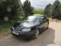 Saab 9-3 Vector 2.0 petrol auto convertible 2006 full leather air con