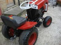 tractor bolens model 1250 honda engine start and drive god ready to go
