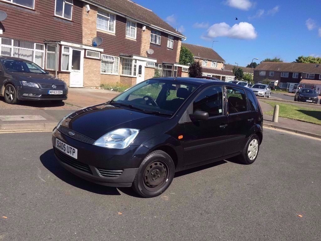 2005 ford fiesta 1 4 diesel 2005 5 doors only 30 road tax 1 year new