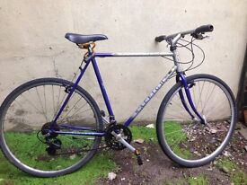 MENS RALEIGH PIONEER RACER FOR SALE GREAT CONDITION