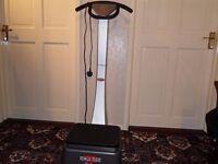 vibration fittness machine
