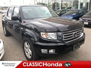 2013 Honda Ridgeline TOURING NAVIGATION LEATHER REAR CAM CLEAN C