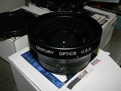 Century 0VS-07CV-HDS 0.7x Wide Angle Converter Lens for Sony HDR-FX1 & HVR-Z1U