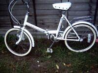 universale folding bike