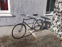 Raleigh wayfarer, great example old school raleigh bike