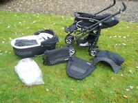 SSD Baby Style Pushchair