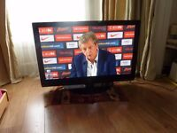 "Massive LG 50"" full 1080 hd tv with freeview"