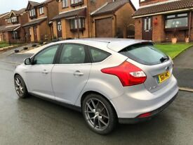 Ford Focus zebec TDCI 2011 new shape