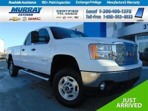 2013 GMC Sierra 2500 *8ft box *Full pr pkg *Great work truck! *S