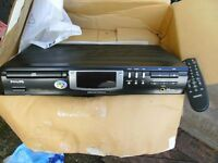 CD player and recorder new never been used
