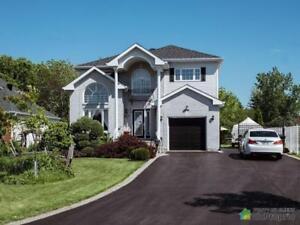 485 000$ - Maison 2 étages à vendre à Vaudreuil-Dorion