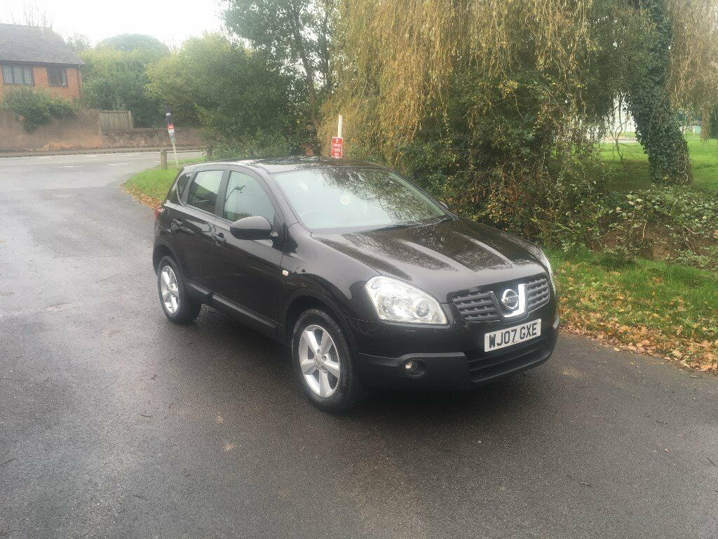 Nissan Qashqai 1.6 Tekna 2WD - Lovely car - New MOT with no advisories - Service history - 2 owners