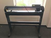 Graphtec FC8600-75 cutter plotter