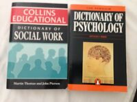Psychology Dictionary Bundle