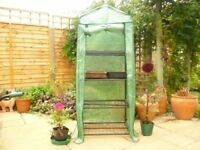 Gardman 4 tier compact grow house/mini greenhouse