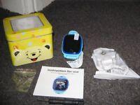 2018 NEW Kids GPS watch IP67 Waterproof Smart Phone Tracker GPS AGPS LBS tracking
