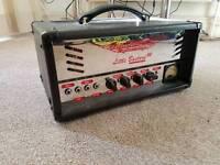 Ashdown Little Bastard 30w valve amplifier head for the bass guitar