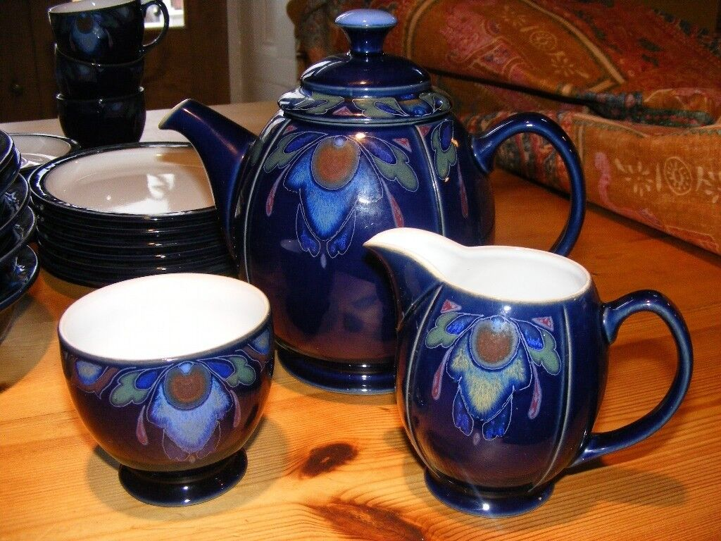 Denby Baroque Dinner/Tea Set
