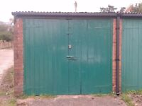 Garage to let in central Exeter