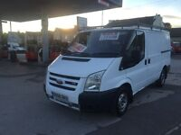ford transit 2.2 58on a 2008 in white