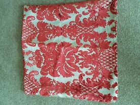 4 cushions covers