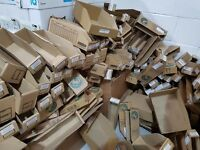 Cardboard Sorting Boxes / Trays