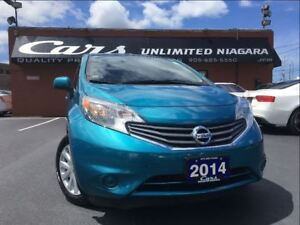 2014 Nissan Versa Note 1.6 SV | CAMERA | NO ACCIDENTS | BLUETOOT