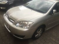 TOYOTA COROLLA 1.4 VVTi-T3 Very good and clean condition