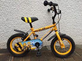 "Boys Apollo Digby bike 12"""