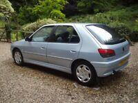 Peugeot, 306, Hatchback, 2001, Manual, 1868 (cc), 5 doors